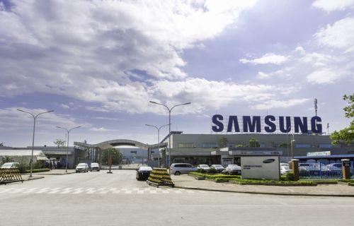 Tình hình các nhà máy Samsung eclectronic Việt Nam tại các khu công nghệp ở Bắc Ninh