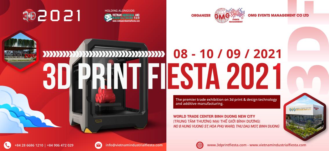 3D PRINT FIESTA 2021