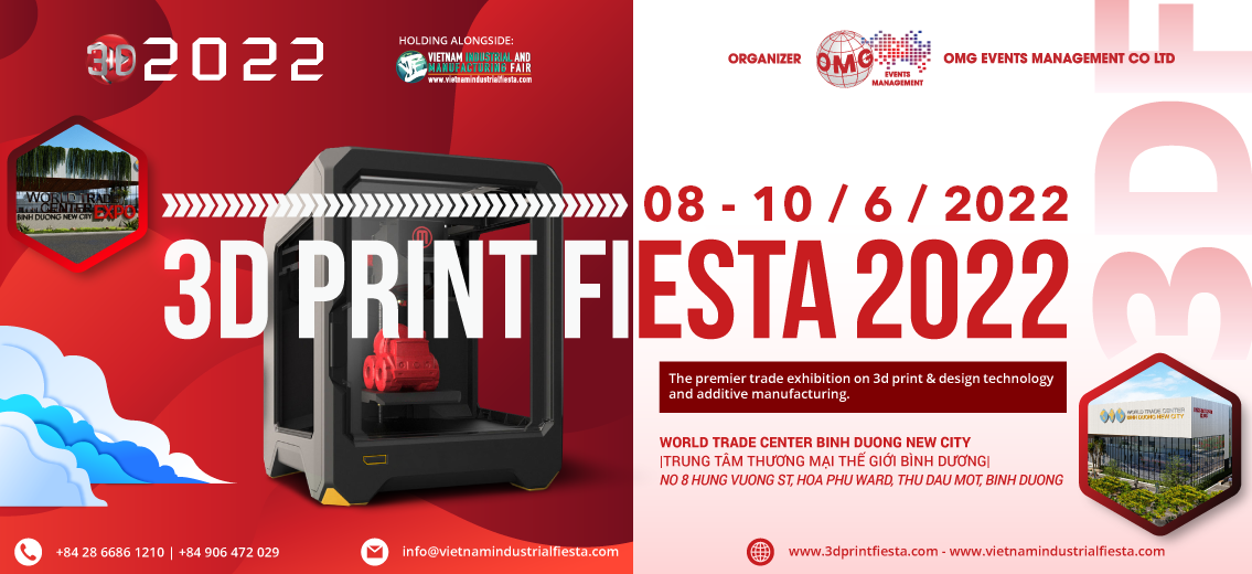 3D PRINT FIESTA 2022